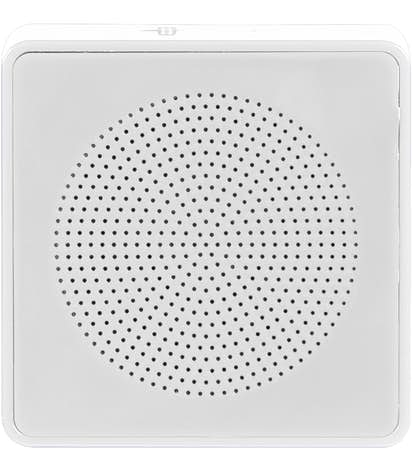 Promotional Bluetooth Speaker - White