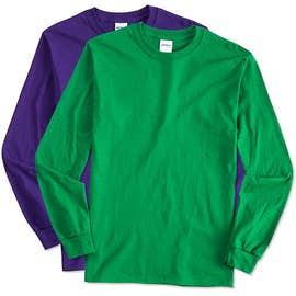 Canada - Gildan Ultra Cotton Long Sleeve T-shirt