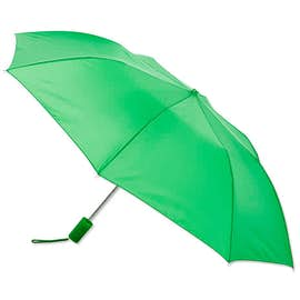 "Vitronic Solid Auto Open Compact 44"" Umbrella"