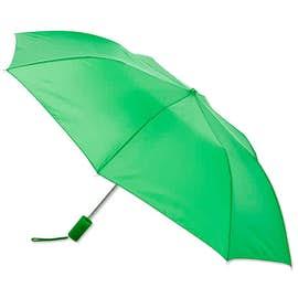 """Vitronic Solid Auto Open Compact 44"""" Umbrella"""