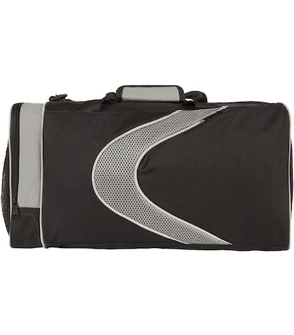 Sports Gym Bag - Grey