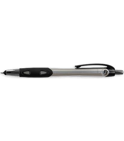 Souvenir Sol Stylus Pen (black ink) - Silver