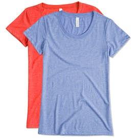 Canada - Bella + Canvas Women's Slim Fit Tri-Blend T-shirt