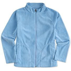 Team 365 Women's Full Zip Microfleece Jacket