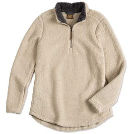 Charles River Women's Newport Fuzzy Fleece Pullover