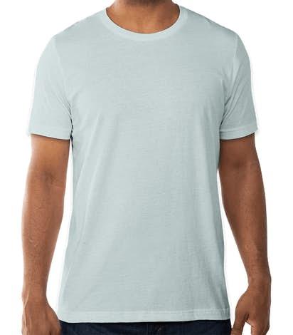 Bella + Canvas Jersey T-shirt - Heather Ice Blue