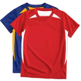 High Five Youth Contrast Performance Soccer Jersey