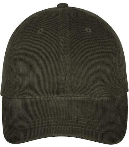 13e70de63014d ... Hats · Baseball Caps  Big Accessories Corduroy Cap. Big Accessories  Corduroy Cap - Olive