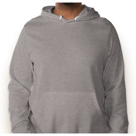 Bella + Canvas Ultra Soft Pullover Hoodie - Color: Deep Heather