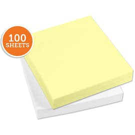 "3M Post-it® Note-  2.75"" x 3"" - 100 sheets/pad"