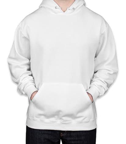 Jerzees Nublend® 50/50 Pullover Hoodie - White