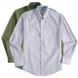 Port Authority Crosshatch Dress Shirt