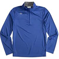 Quarter Zip Performance Shirts