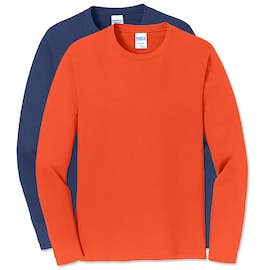 Port & Company Fan Favorite Long Sleeve T-shirt