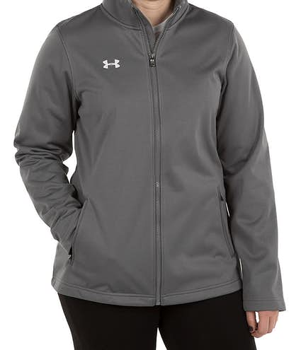 4450477a0 Custom Under Armour Women's Ultimate Team Jacket - Design Soft Shell ...