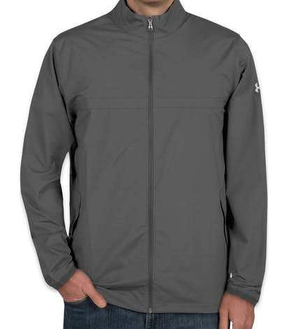 Under Armour Windbreaker Jacket - Stealth Grey