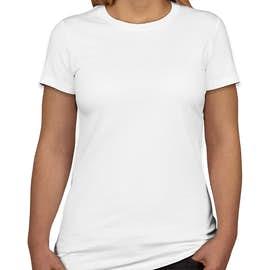 Bella + Canvas Juniors Favorite T-shirt - Color: White