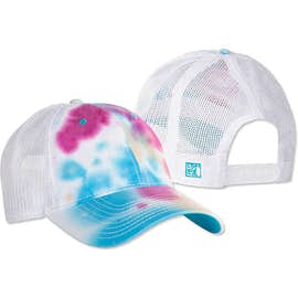 The Game Tie-Dye Trucker Hat