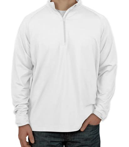 Custom Sport-Tek Performance Half Zip Pullover - Design Quarter Zip ... 02b462077