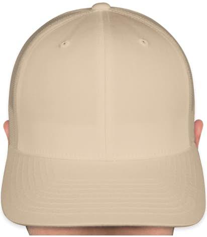 Canada - Yupoong Retro Trucker Hat - Khaki