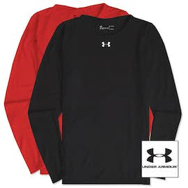 Under Armour Women s Long Sleeve Locker Performance Shirt ... 4a76e62f05a64