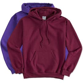 Canada - Gildan Midweight 50/50 Pullover Hoodie