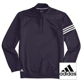 Adidas ClimaLite Quarter Zip Performance Pullover