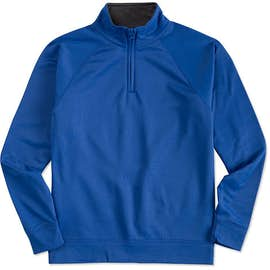Jerzees Quarter Zip Performance Pullover