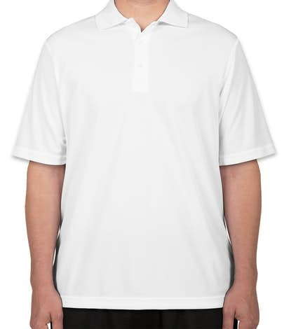 Canada - Core 365 Performance Polo - White