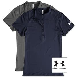 Under Armour Women's Performance Polo 2.0