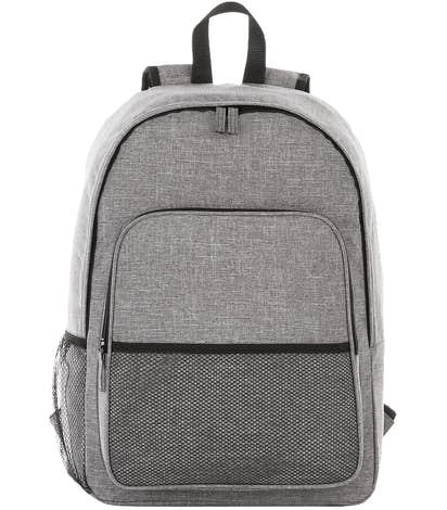 "Brandt 15"" Computer Backpack - Graphite"