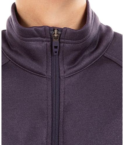 0f5067fb9 The North Face Women's Canyon Flats Fleece Jacket
