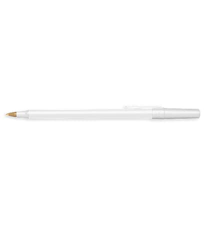 BIC Antimicrobial Round Stic Pen - White / White