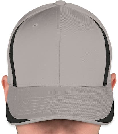 Custom Yupoong Flexfit Colorblock Performance Hat - Design ... 26499299d75