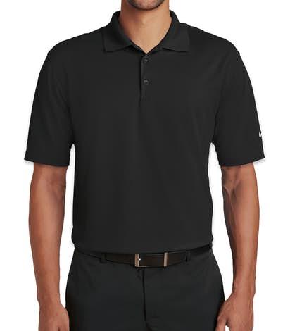 Nike Golf Dri-FIT Micro Pique Performance Polo - Black