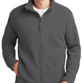 Port Authority Value Fleece Jacket - Color: Iron Grey
