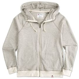 Champion Authentic Women's French Terry Zip Hoodie