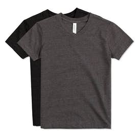 Bella + Canvas Youth Jersey V-Neck T-shirt