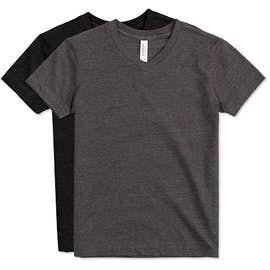 Bella + Canvas Youth Jersey V-Neck T-shirt