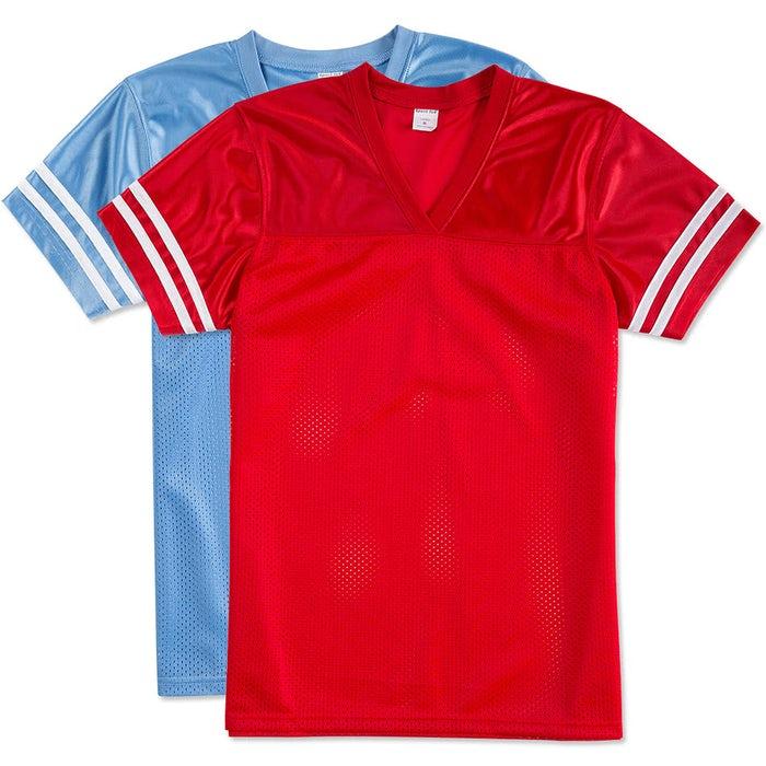 Custom Sport-Tek Ladies Replica Football Jersey - Design Ladies ... 04e6f6953