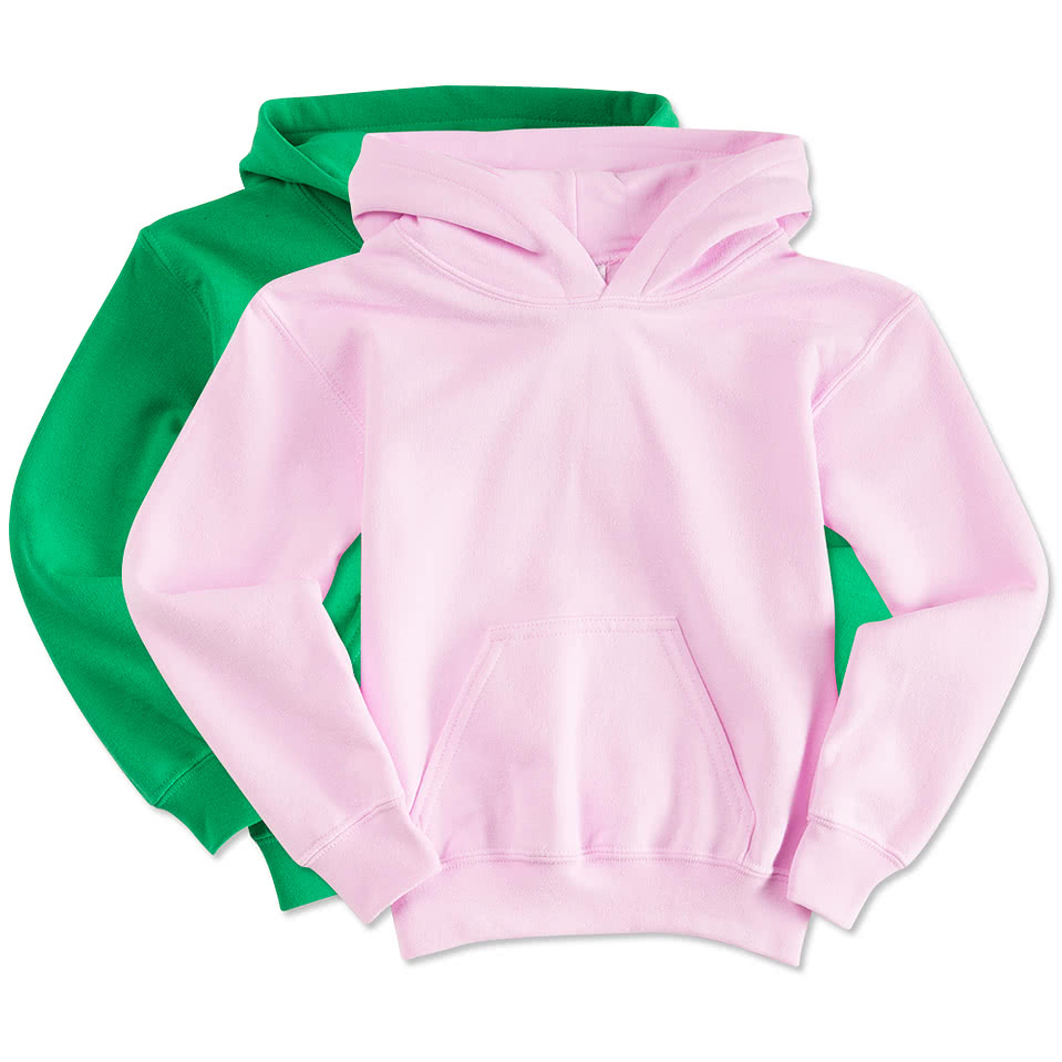Gildan Kids Pullover Hoodie 16 Colours to Choose from