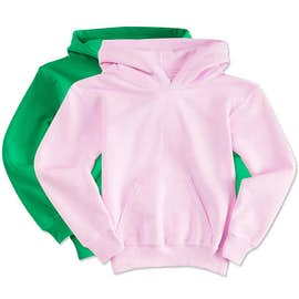 Gildan Youth Midweight 50/50 Pullover Hoodie