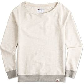 Champion Authentic Women's French Terry Crewneck Sweatshirt