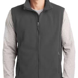 Port Authority Value Fleece Vest - Color: Iron Grey