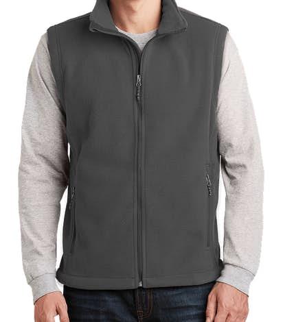 Port Authority Value Fleece Vest - Iron Grey