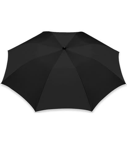 "42"" Auto Open Folding Umbrella - Black"