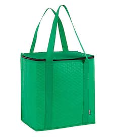 KOOZIE ® Zippered Insulated Grocery Tote