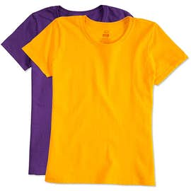 Fruit of the Loom Women's 100% Cotton T-shirt