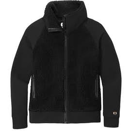 OGIO Women's Luuma Full Zip Sherpa Jacket