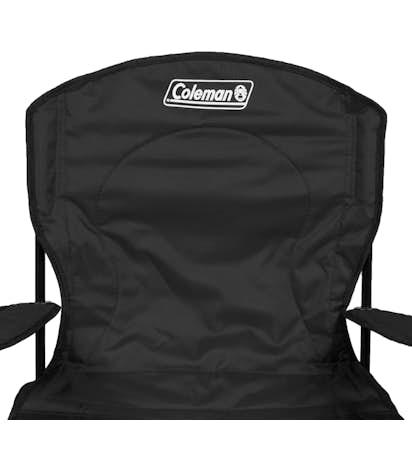 Coleman ® Oversized Cooler Quad Chair - Black